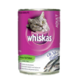 Whiskas Adult Cans 24x400gms