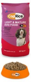 Coprice Light & Mature dog food