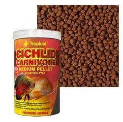 Cichlid Carnivore Medium Pellets