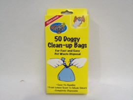 Doggy Clean-Up Bags 50pk