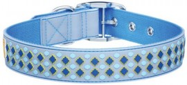 Gummi Marrakesh Blue Collar 55-65cm