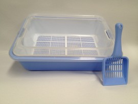 Litter Tray with Scoop