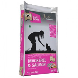 Meals for Meows - Mackerel (Grain Free) 2.5kg