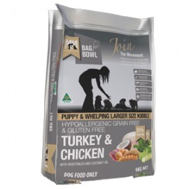 Meals for Mutts - Puppy (Grain Free - LARGE KIBBLE)
