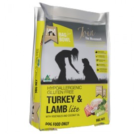 Meals for Mutts - Turkey & Lamb (Lite)