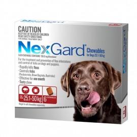 NexGard Chewables 25.1-50kg