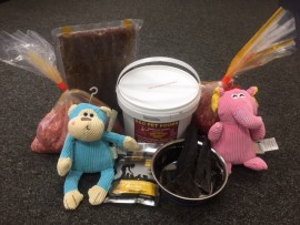 Pampered Puppy Pack 1