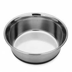 S/Steel Non Slip Bowl
