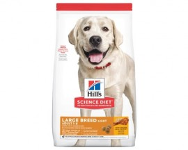 Science Diet - Light Adult Large Breed