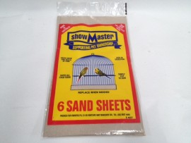 Sand Sheets for Cages