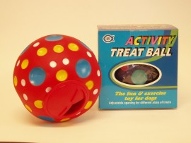 Activity Treat Ball for Dogs