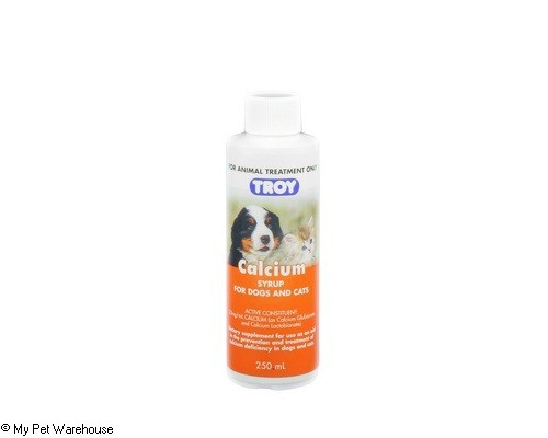 Best Calcium Syrup For Dog