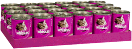 Cat Food Tins