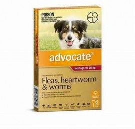 Advocate for Dogs 10 to 25kg