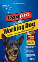 Dogpro Working Dog Plus Egg