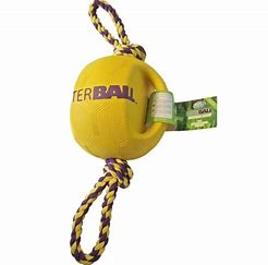Inter Ball with Rope