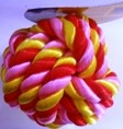Float Rope Ball Medium