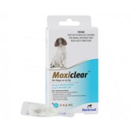 Moxiclear Dogs 10-25kgs