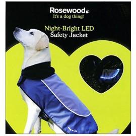 Nightbright LED Safety Jacket Med 38cm