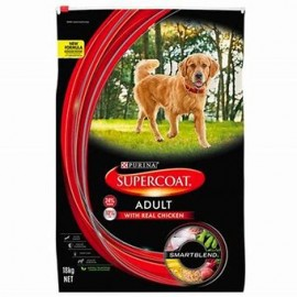 Supercoat Adult with chicken