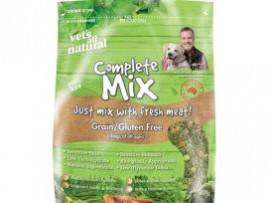 Vets All Natural Grain & Gluten Free