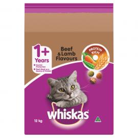 Whiskas Adult Vita Bite Beef