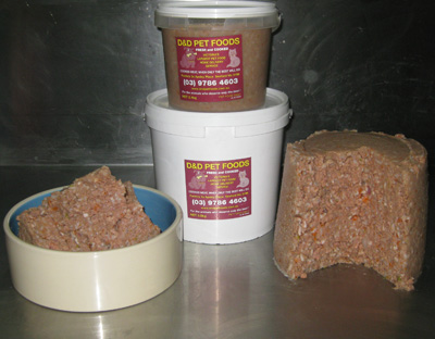 D&D petfoods cooked dog food